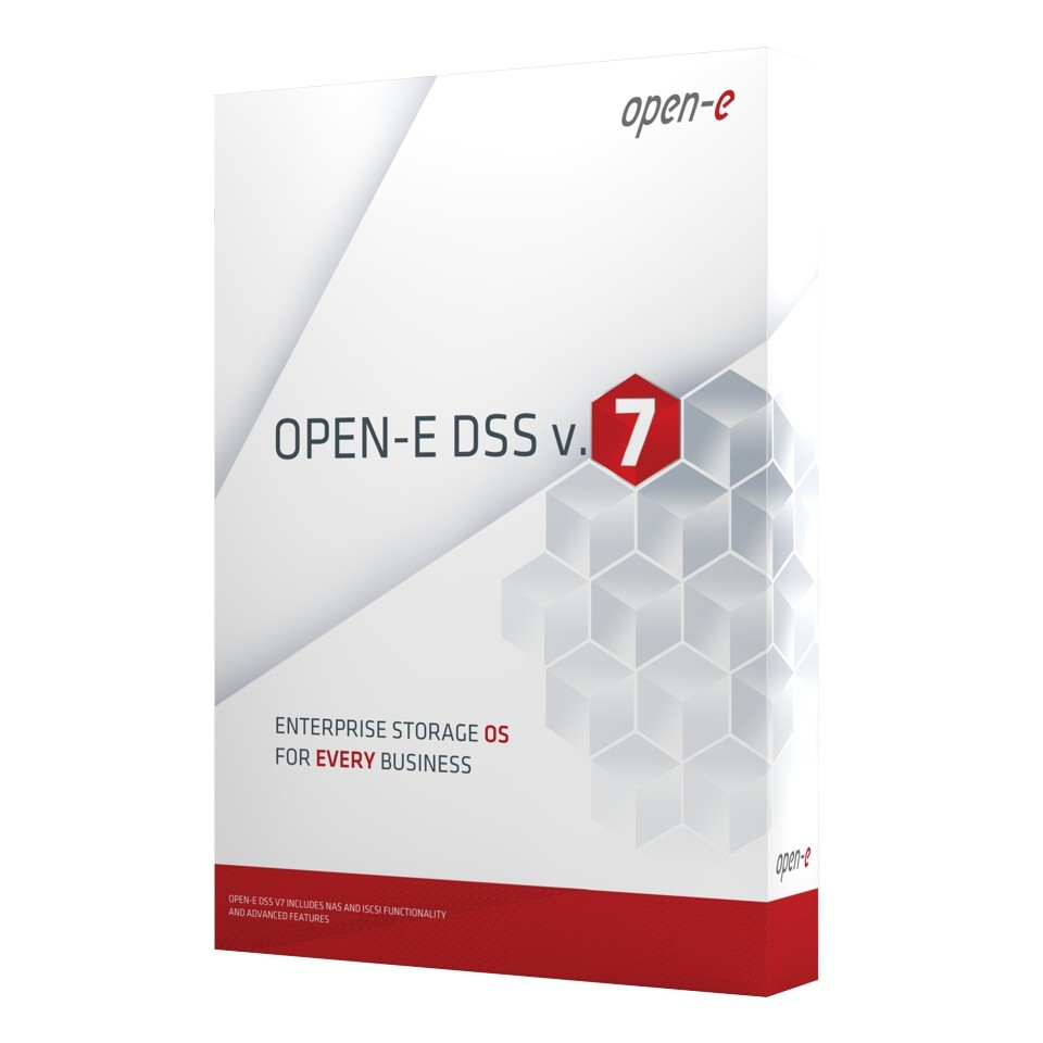 Open-E DSS V7 Unlimited TB