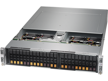Supermicro 2028BT-HNC0R+ (Complete System)