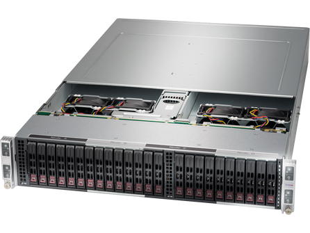 Supermicro 2028BT-HTR+ (Complete System)