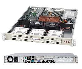 Supermicro 812L-520UB
