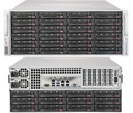 Supermicro 6048R-E1CR36N