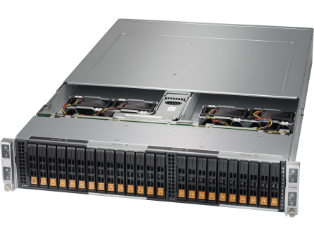Supermicro 2028BT-HNR+ (Complete System)