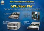 Supermicro Launches New Range with the Latest Intel Processors