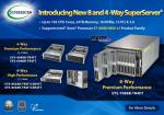 Supermicro to Launch World's Highest Density 8-way SuperServer